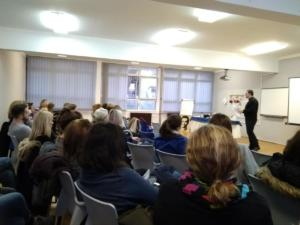 Predavanje don Ivana Terze